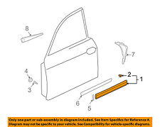 PORSCHE OEM 08-10 Cayenne Front Door-Lower Molding Trim Right 95555966601G2X
