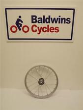 """16"""" REAR Kids / Folding Bike Wheel - Alloy Rim & SCREW ON Steel Hub"""