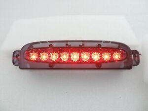 For 2003~2004~2005~2008 MAZDA 3 Sedan 3Rd Smoke Led Third Stop Brake Lights Lamp