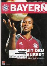 Bayern Magazin 12/54 , Bayern München - 1. FC Nürnberg , 22.02.2003