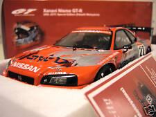 NISSAN SKYLINE GT- R JGTC 2002 XANAVI # 22 1/18 AUTOart 80285 voiture miniature