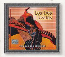 Los Dos Reales Tesoros de Coleccion 3CD New Nuevo sealed