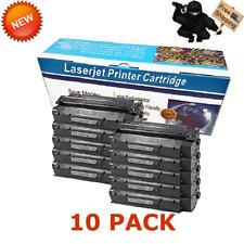 10 PACK X25 Black Toner For Canon X-25 ImageClass MF5530 MF5550 MF5730 LBP-3200