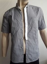 Checked Short Sleeve Classic Fit Formal Shirts for Men