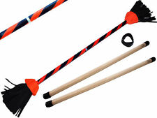 Jeux et activités de plein air jonglages orange en plastique, Caoutchouc