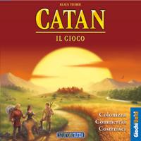 Catan. Il gioco - Colonizza, Commercia, Costruisci