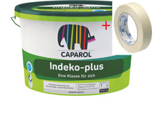 Caparol Indeko-plus- 12.5 Liter, Weiß