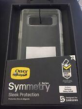 OTTERBOX ORIGINAL Symmetry Samsung Galaxy Note 8 NEUF Coque transparente
