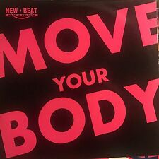 101 • Move Your Body • Vinile 12 Mix • SPEED