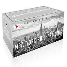 NEW YORK PHILHARMONIC ORCHESTRA - 175TH ANNIVERSARY EDITION  65 CD NEU