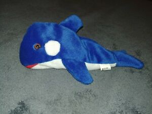 Sunshine City Blue Whale Plush Stuffed Toy