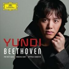 YUNDI LI - LUDWIG VAN BEETHOVEN-MOONLIGHT,PATHETIQUE,APPASSIONATA  CD  NEU