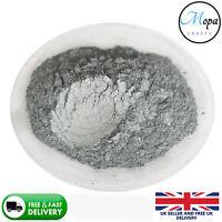 Cosmetic Mica Powder Grey Pigment Soap Bath Bombs  Nail Art Additive