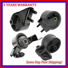 FWD Engine Motor & Trans Mount For 2910 2649 2650 2648 94-96 Mercury Tracer 1.8L