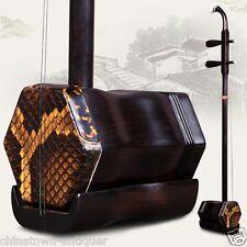 Handmade Brand Beginner Erhu Chinese Violin Fiddle Musical Instrument New #4201
