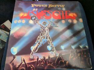 Budgie – Power Supply 1981 Vinyl Record