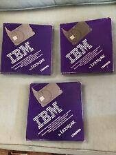 Ibm 1380999 Wheelwriter Ribbon Cartridge Lot Of 3 By Lexmark