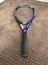 Donnay Sovereign Oversize lightweight tennis racquet - grip 3