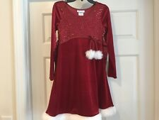 Girls Bonnie Jean Dress Size 10