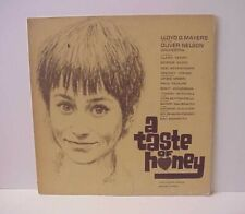 Lloyd G. Mayers With The Oliver Nelson Orch - A Taste Of Honey - UA Jazz - MONO