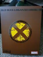 Mezco One:12 Collective Old Man Logan Wolverine Marvel Comics Action Figure