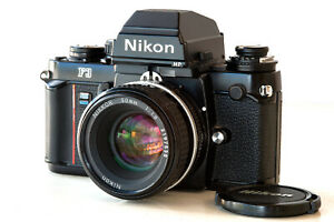 Nikon F3HP with Nikkor 50mm f1.8 Ai-S lens