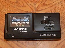 Hyundai Model HGT-1000 Quartz Guitar Tuner