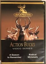 Buckmasters Action Bucks Video Series - A Season to Remember/Radical Whitetails