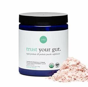 Ora Organic Prebiotic and Probiotic Powder Supplement - 20 Billion...