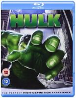 Hulk [Blu-ray] [Region Free] [DVD][Region 2]
