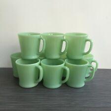 Fire King Jadite / Jadeite / Jade-ite D Handle Mug (s) One (1) *Many Available*