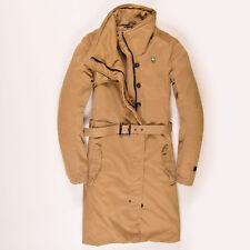 G-Star Damen Mantel Jacke Coat Gr.M (DE38) CL Army Dandy Trench Gelbtöne 59161