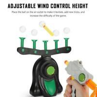 Floating Target Airshot Game Foam Dart Blaster Shooting Ball Toy Gifts Kids Xmas