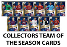 Match Attax 101 19/20 Collection - Collectors Team of the Season Cards