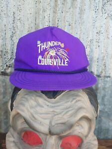 Vintage 1990s Thunder Over Louisville Trucker Hat Cap Kentucky Derby Fireworks