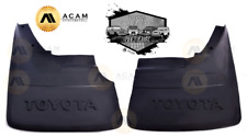 Toyota Land Cruiser Fj60 FJ62 Rear Mud Flaps Splash Guards Rock