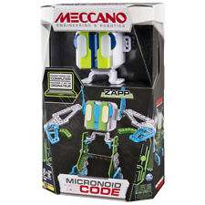 Meccano Programmable Robot Building Kit - Zapp
