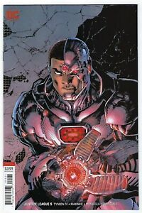 Justice League # 5 Jim Lee Variant Cover NM DC