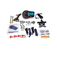 Digitaler Tacho+RPM treet super sport bike cbr R1 ZX10 KTM Duc Triumph mit ABE