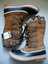 Sorel Joan Of Arctic Knit Ii Insulated Waterproof Duck Snow Boots Elk Women'S 8