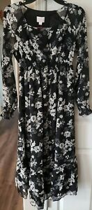 Isabel Maternity Size XS Floral Dress