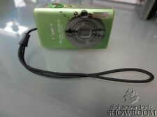 Used & Untested - Canon* PowerShot SD1200 IS 10.0MP (Green) Parts Or Repair Only