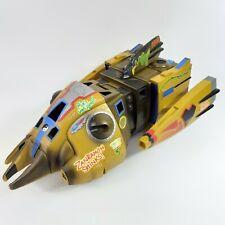 Teenage Mutant Ninja Turtles TMNT Zanramon Turtle Space Cruiser 2004 Playmates
