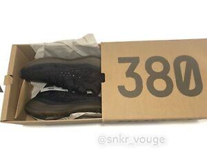 adidas Yeezy Boost 380 Onyx  Size 9.5                  Style-FZ1270