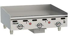 """Vulcan Msa36 Msa-Series 36"""" Snap Action Thermostatic Gas Griddle"""