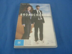 Broadchurch - Series 1 - DVD - Region 4