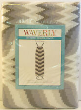 Waverly Padded Ironing Board Cover Fits 54 x 15 Epic Flame Bargello Taupe Grey