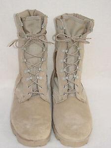 New Desert Combat Boots, Size 13 Narrow