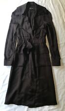 ~NWT TOM FORD BROWN SILK BELTED SAFARI DRESS (THIS IS SO MAJOR!)~ 40