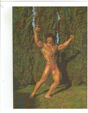 bodybuilder Rory Leidelmeyer Posing Outside Bodybuilding Muscle Photo Color #11